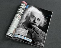 Genesis Prize newspaper ads