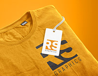 RS Graphics Brand Portfolio.