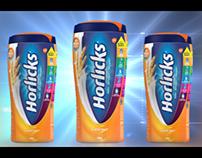Horlicks New Packaging