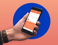 Bemlight app re-design