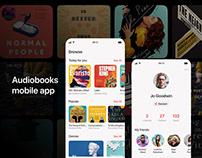 Abook - mobile app concept