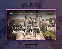 Gian Gazzanelli | Web Design | UX/UI
