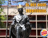 Propuesta Digital Apertura Burger King San José Centro