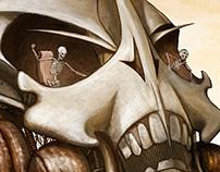 Deathshead Ride