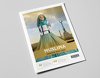 Muslimah Fashion 22 Pages A4