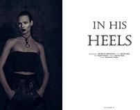 Jute Magazine | In His Heels