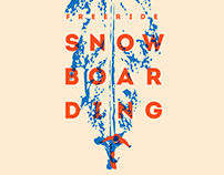 Snowboarding Posters