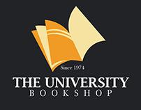 The University Bookshop Logo