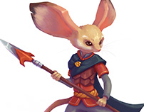 Jerboa Warrior
