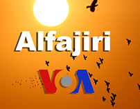 Web Graphics for VOA Swahili