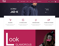 E-Commerce Marketplace Website for Beauty Salons