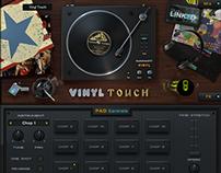 Vinyl Touch (Kontakt)