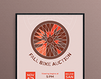 UT Fall Bike Auction