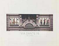 Via Dante 16 - brochure