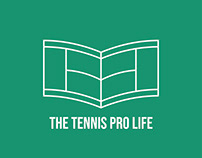 The Tennis Pro Life - Brand & Identity