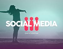 SOCIAL MEDIA | QIHAI ACUPUNTURA