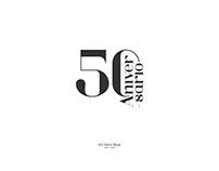 50 aniversario IES Vega Baja | Cartelería