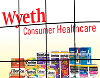 Wyeth Consumer Healthcare Exhibit Booth