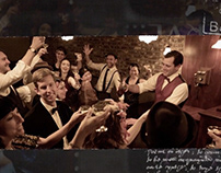 The Speakeasy motion design