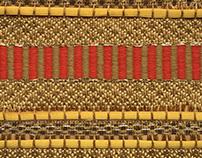 Klimt Inspired Woven Designs