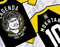 A26 Lagenda Series: Supermokh Raglan