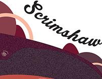 Scrimshaw Cover Design