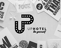 UP HOTEL - Graphic Design