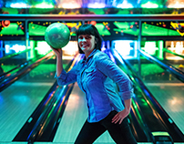 Portraits bowling