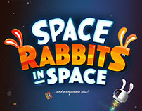 Space Rabbits in Space (WIP)
