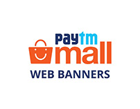 Paytmmall - Web Banners