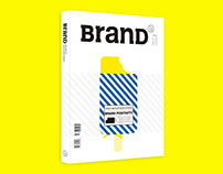 "BranD MAGAZINE issue 19 ""Brand Positivity"""