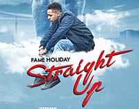 Fame Holiday x Straight Up