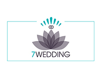 Landing page. Wedding agency
