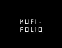 KUFIFOLIO | Kufic Logofolio