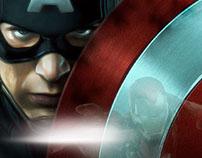 Captain America: Civil War Promo