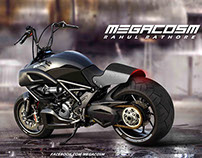 Megacosm | Ducati Diavel