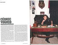 Inked Magazine / Juillet-Août 2012