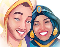 ♥ My Engagement ♥ Mariam&Mohamed