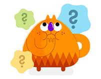 Monster Mike - Social Messenger app stickers