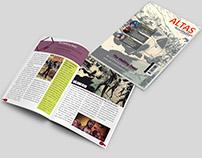 Revista/ Magazine Altas Novidades