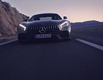 Mercedes with Tomek Olszowski & Bartek Hlawka - Film