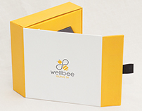 Wellbee | Branding, Promotional & Packaging Design