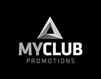 MYCLUB Promotions Branding