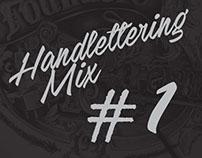 Handlettering Mix #1