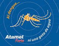 Dengue / Atamel Forte-Pfizer