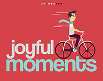 Joyful Moments // Illustrations