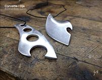 Corvette/Oja Bottle openers