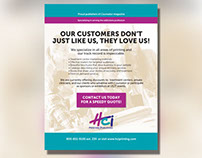 HCI Printing & Publishing Advertisements
