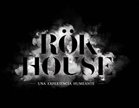 Logo para Rok House foodie Pop up