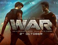 """""""WAR"""" Teaser Poster"""